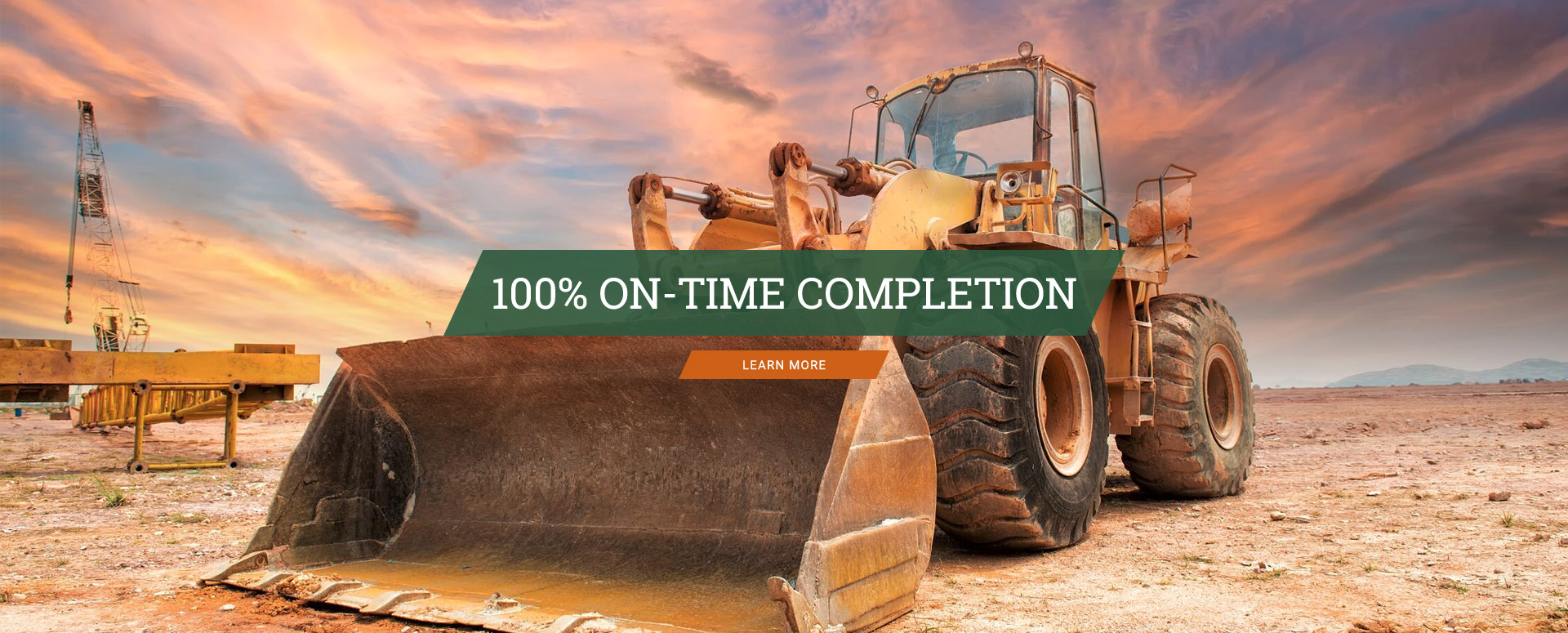 on-time completion